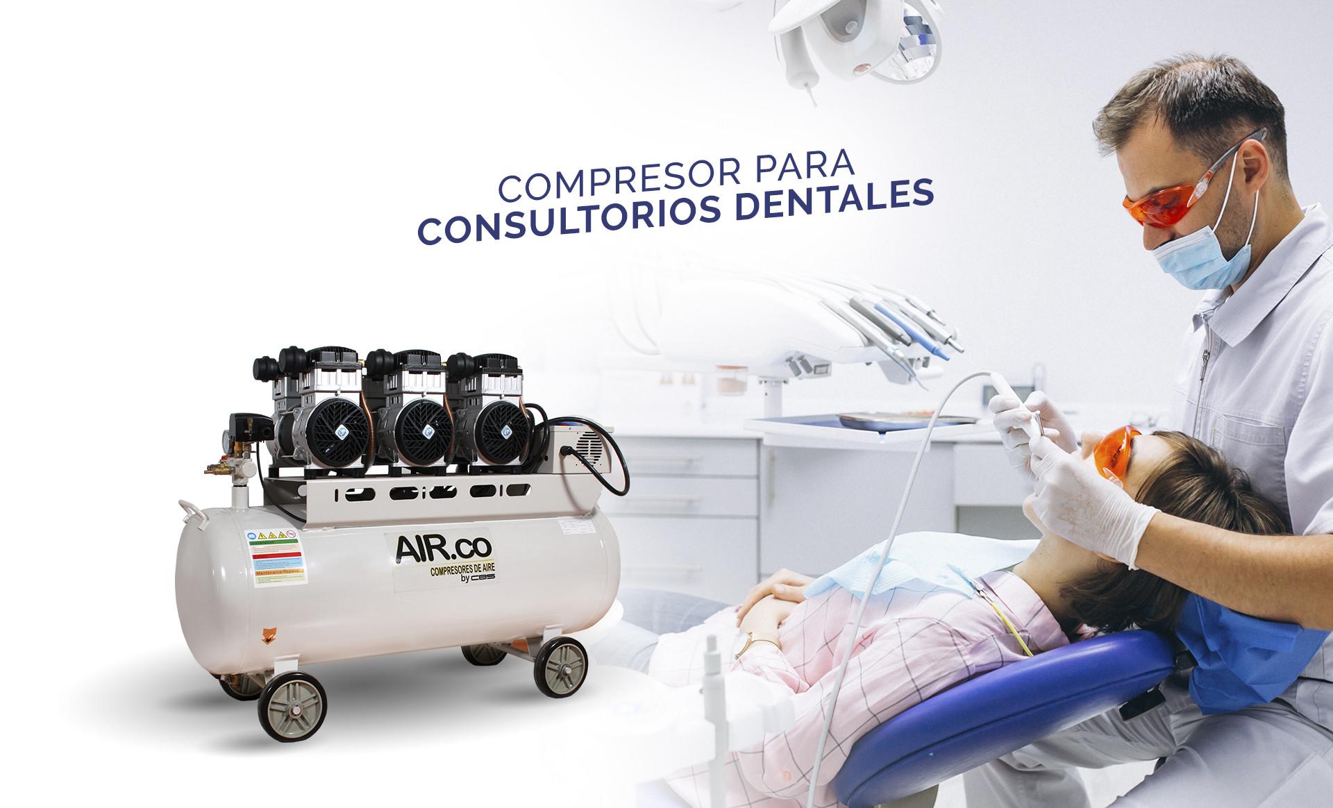 Compresores para Consultorios dentales