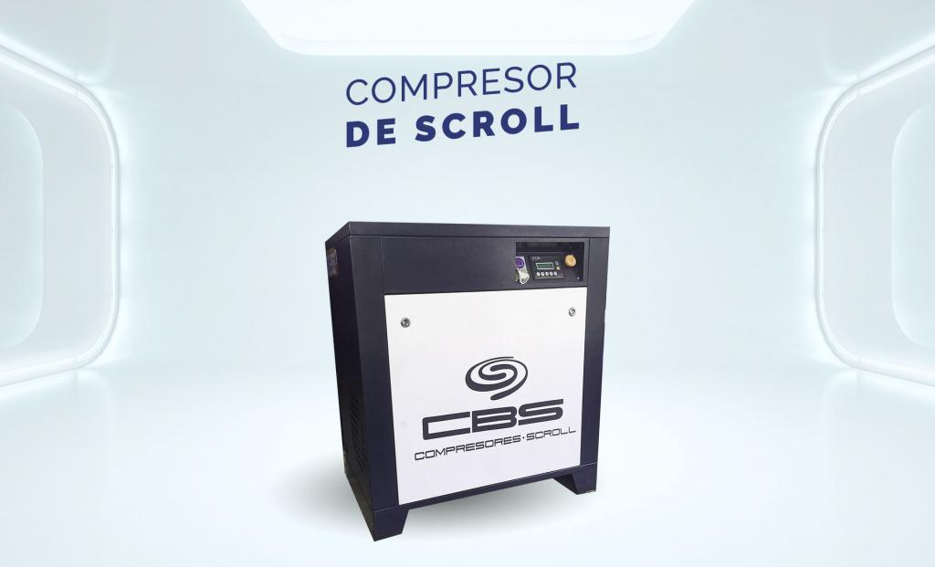 ¿Qué son los Compresores de Scroll?
