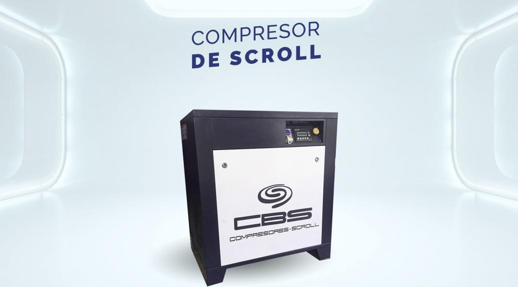 ¿Qué son los Compresores de Scroll?