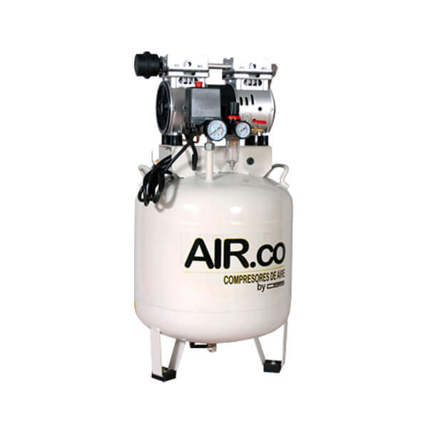 compresor libre de aceite 1HP 50 litros