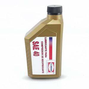 Aceite lubricante SAE 40 Monogrado.