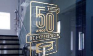 50 Aniversario CBS compresores
