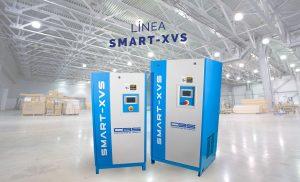 compresor de tornillo SMART - XVS
